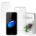 iPhone 7/8/SE (2020) 4smarts 360 Protection Set - Transparent