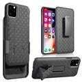 iPhone 11 Pro Hybrid Case with Belt Clip - Black