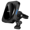 ESR HaloLock iPhone 12 Magnetic Wireless Charger / Car Holder