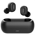 QCY T1C In-Ear True Wireless Bežične Stereo Slušalice - Bluetooth 5.0 - Crne
