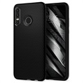 Spigen Liquid Air Huawei P30 Lite TPU Case - Black