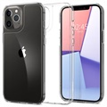 Spigen Quartz Hybrid iPhone 12/12 Pro Case - Crystal Clear