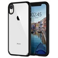 Spigen Ultra Hybrid iPhone XR Case - Black / Transparent