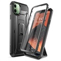 Supcase Unicorn Beetle Pro iPhone 11 Hybrid Maska - Crna
