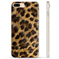 iPhone 7 Plus / iPhone 8 Plus TPU Maska - Leopard