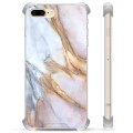 iPhone 7 Plus / iPhone 8 Plus Hibridna Maska - Elegantni Mermer